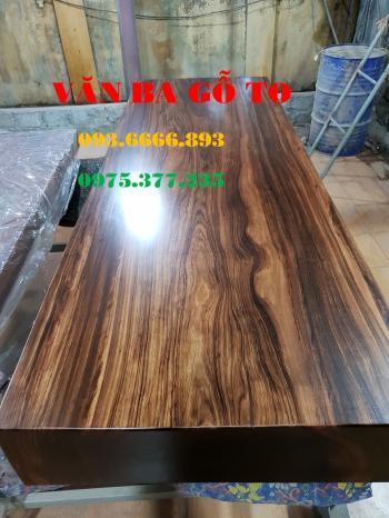 Bàn ăn gỗ tự nhiên BA011