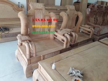 Bàn ghế gỗ| Minh tần tay 14 cm gỗ gõ đỏ