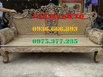 Bàn ghế gỗ| Bộ Hoàng gia gỗ mun đuôi công