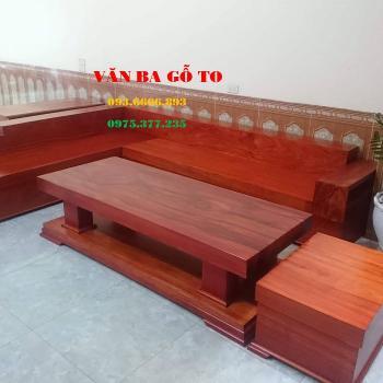 Sofa gỗ hiện đại _ SOGH203