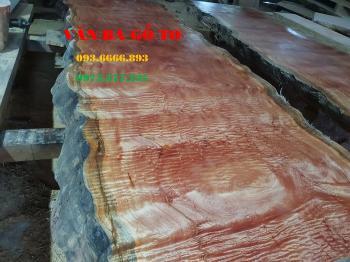 Bàn ăn| Mặt bàn ăn gỗ lát nu_MBA103