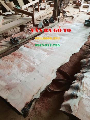 Bàn ăn| Mặt bàn ăn gỗ lát nu_MBA105