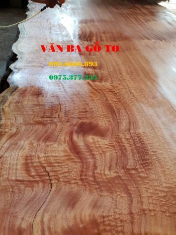 Bàn ăn| Mặt bàn gỗ lát nu _MBA107