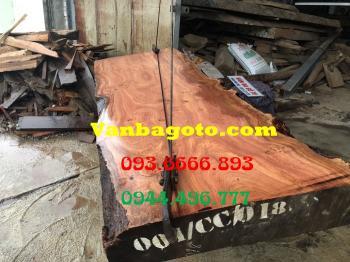 Bàn ăn| Mặt bàn ăn gỗ cẩm đá_MBA405