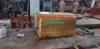 quách gỗ vàng tâm trạn rồng_ Q10