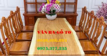 Bàn ăn gỗ_BA104