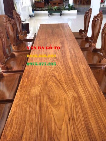Bàn ăn gỗ_BA105