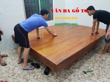 Sập gỗ| Sập gỗ Lim_SGL115