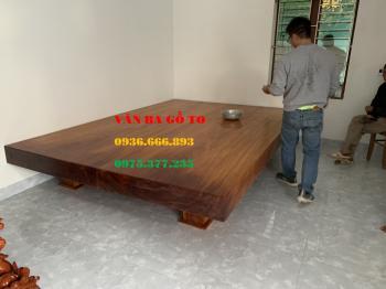 Sập gỗ| Sập gỗ gõ đỏ_SGD024
