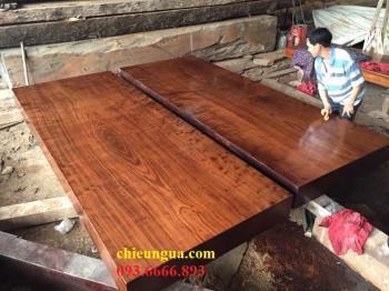 Sập gỗ gụ -SGG004