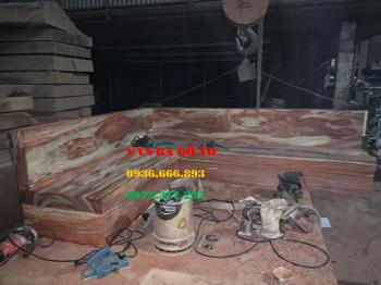 Sofa gỗ tại Cà Mau