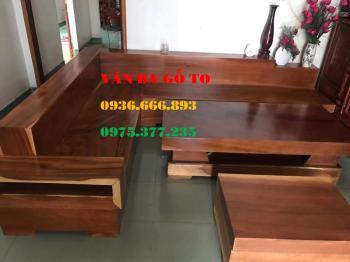 Sofa gỗ tại Cà Mau - SOFG 100
