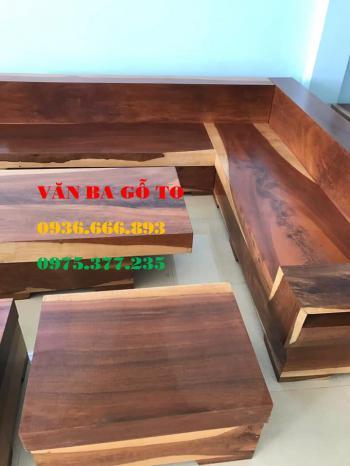Sofa gỗ tại Đồng Tháp