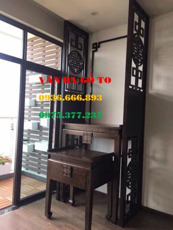 Bàn thờ chung cư tại Hà Nội
