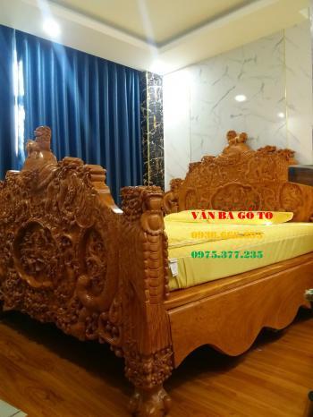 Giường ngủ VIP 001