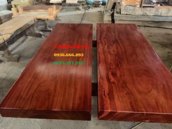 Sập gỗ hương tại Cần Thơ