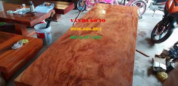 Mặt bàn gỗ tại Tây Ninh