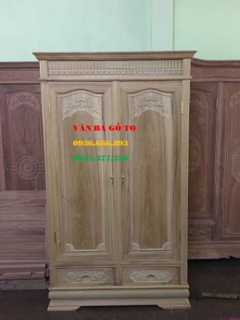 Tủ quần áo gỗ gụ