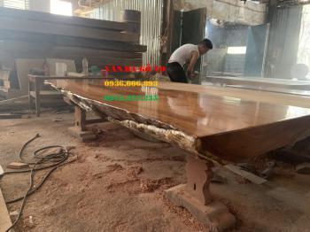 Mặt bàn gỗ nguyên tấm tại Thừa Thiên Huế