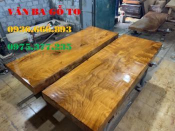 Chiếu ngựa gỗ nguyên khối - SAGD030