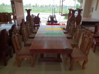 Bộ bàn ăn 6 ghế - BA1