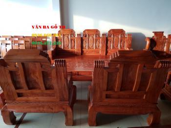 Bàn ghế gỗ - Minh Voi 12