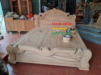 Giường ngủ - GN101