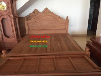 Giường ngủ - GN102