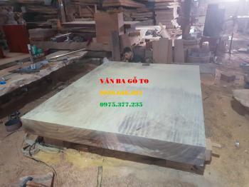 Sập gỗ nguyên khối tại Hà Nội - SGL130