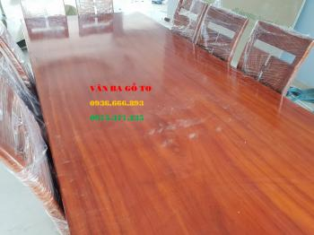 Bộ bàn ăn gỗ - BA125