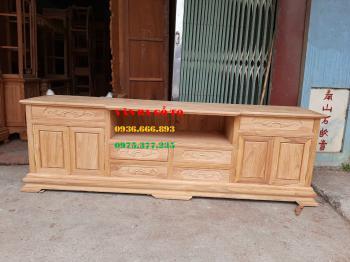 Kệ tivi gỗ - KTV033