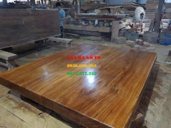 Phản gỗ nguyên khối - PGL131