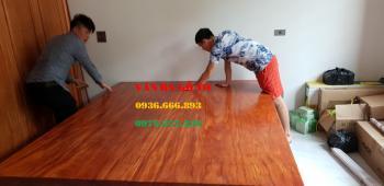 Phản gỗ tự nhiên nguyên khối tại Hưng Yên