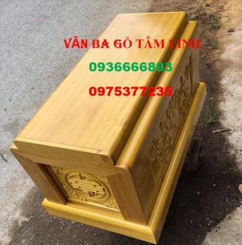 Tiểu quách gỗ vàng tâm bán tại Nam Đinh