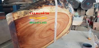 Mặt bàn trang trí gỗ tự nhiên