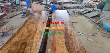 Phản gỗ lim nam phi Vân chun đẹp đẳng cấp