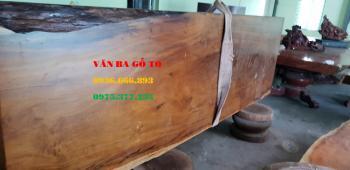 Mặt bàn gỗ dổi LÀO với mùi thơm tự nhiên vô cùng Đẳng cấp
